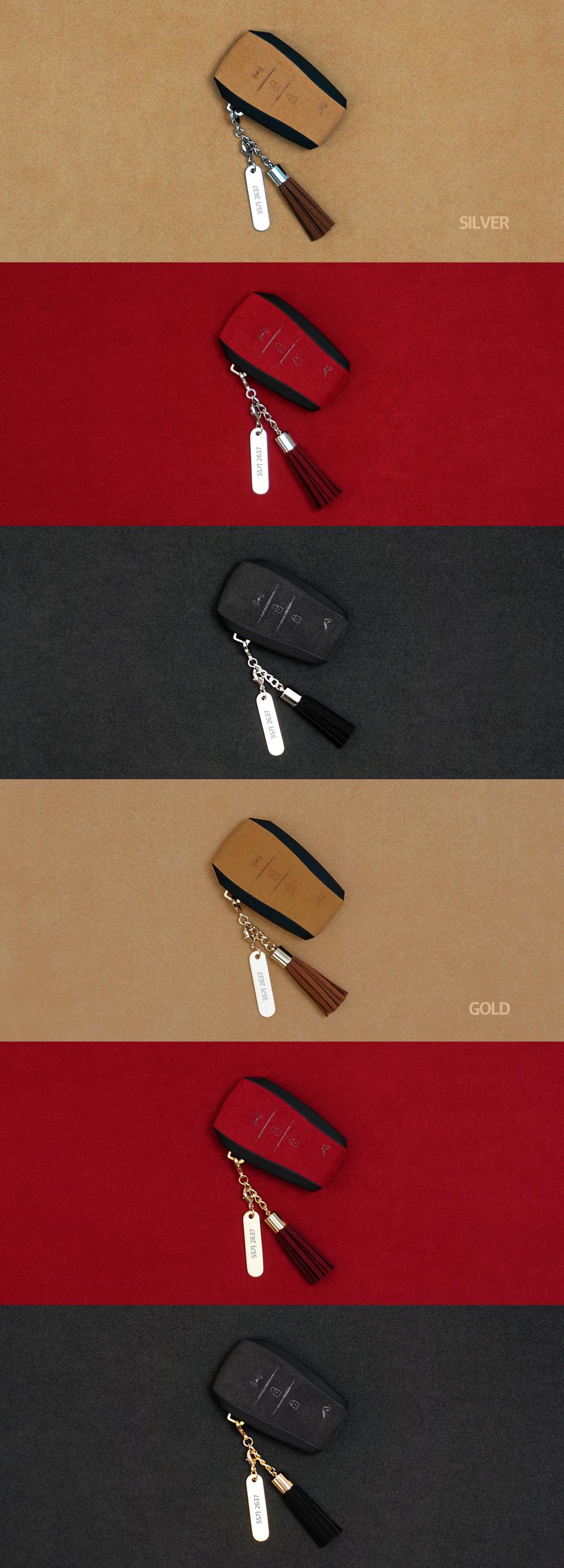에어로s 자동차키홀더 티볼리 스마트키케이스 - 이지스, 32,000원, 카인테리어, 키홀더/키케이스