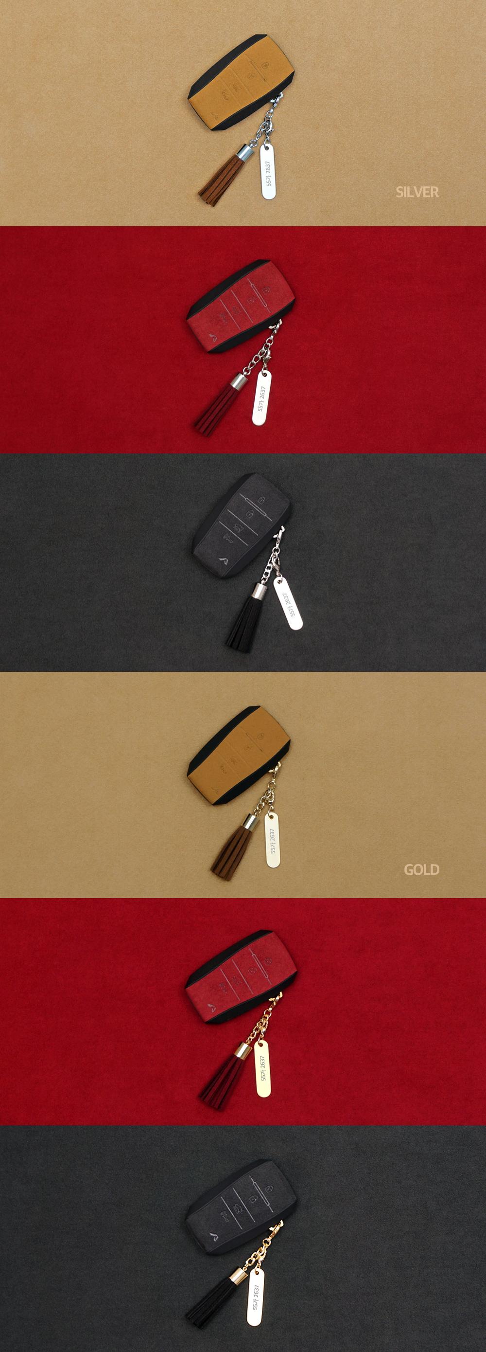에어로s 자동차키홀더 더뉴쏘렌토 스마트키케이스 - 이지스, 32,000원, 카인테리어, 키홀더/키케이스